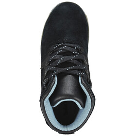 Timberland GT Scramble Shoes Youth WP Leather black
